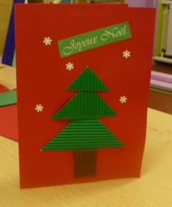Ecole primaire de Maretz » Blog Archive » Création d'une carte de Noël