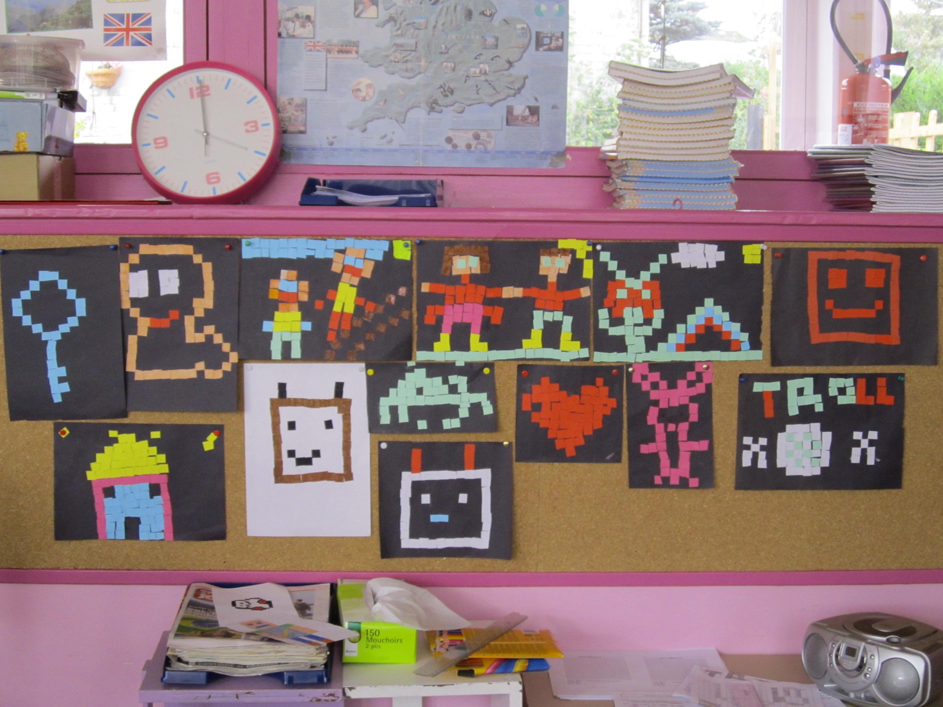 pixel art cycle 3